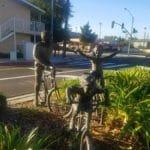 Boomer Travel | Street Art | Burbank bike path - Burbank