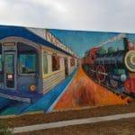 Boomer Travel | Street Art | NOHO bike path - North Hollywood