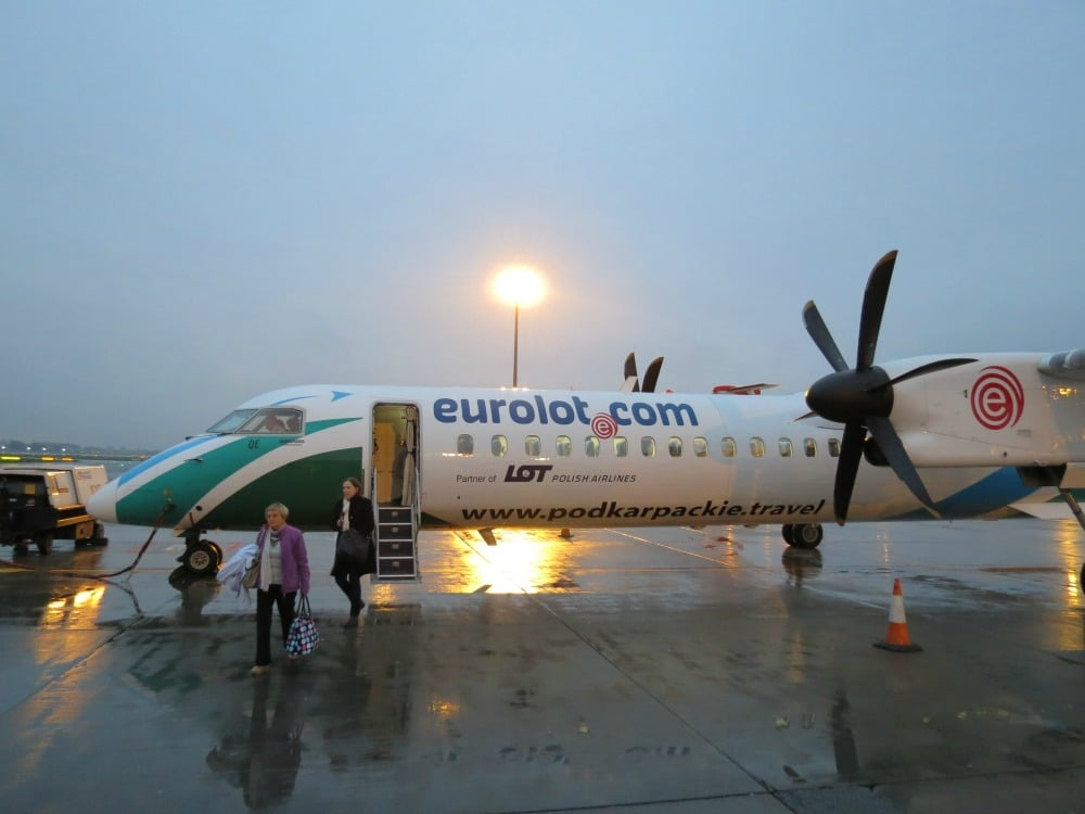 Baby Boomer Travel | Travel Tips | Eurolot Airlines - Poland to Budapest