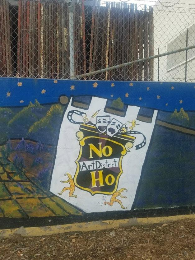 Baby Boomer Travel | Street Art | NOHO | NOHO Arts District