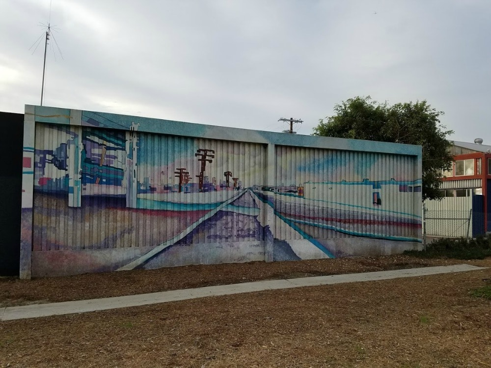 Baby Boomer Travel | Street Art | NOHO | Storage Unit