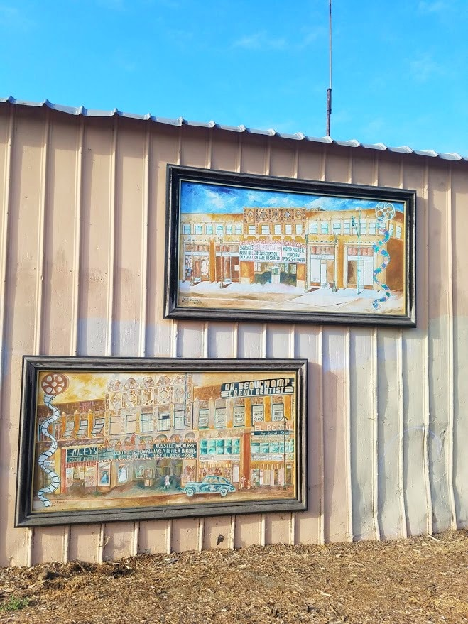 Baby Boomer Travel | Street Art | Old Lankershim Blvd NOHO