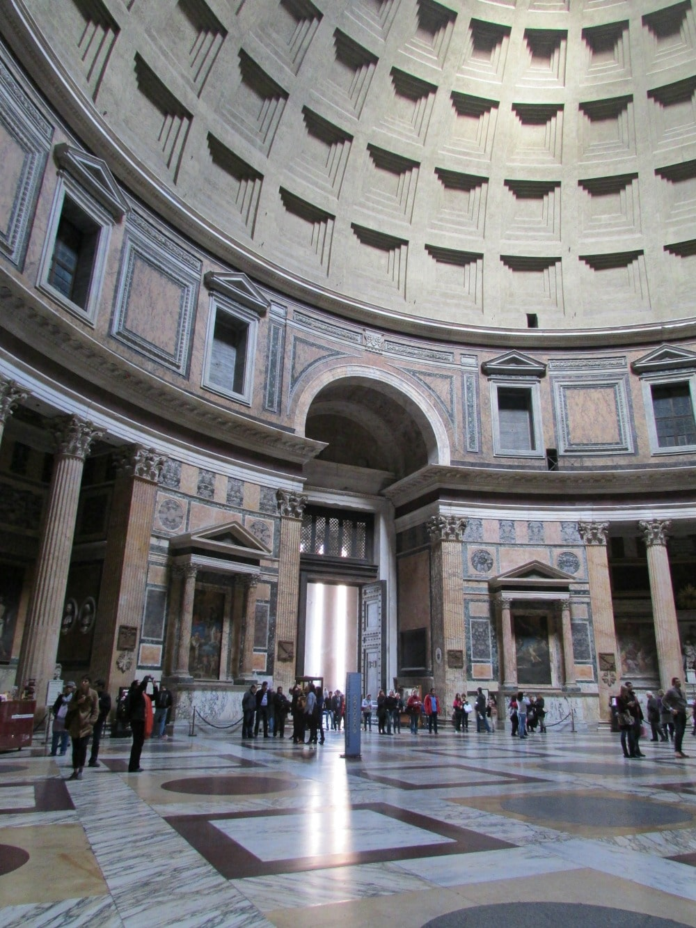 Baby Boomer Travel | Travel Tips | Pantheon - Rome, Italy