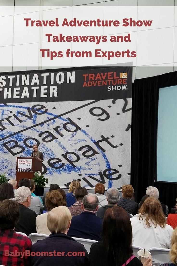 Baby Boomer Travel | Travel Tips | Travel Adventure Show - Patricia Schultz