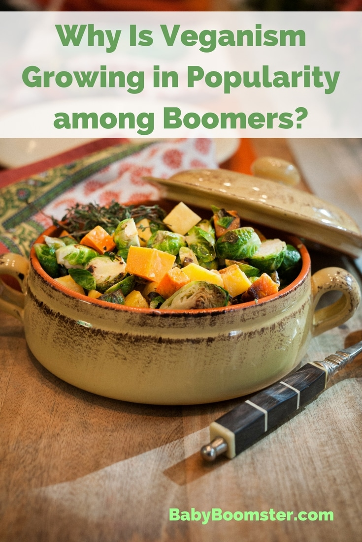 Baby Boomer Women | Nutrition | Veganism