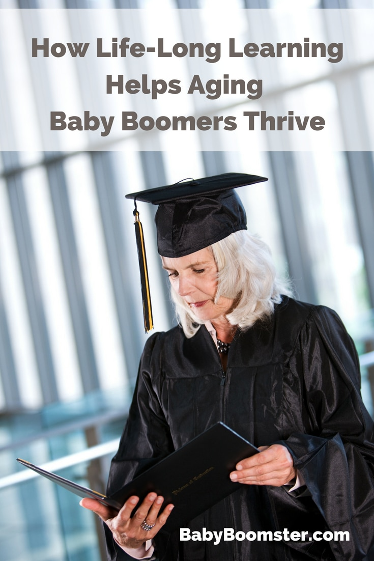 Baby Boomer Women | Education | Life-Long Learning