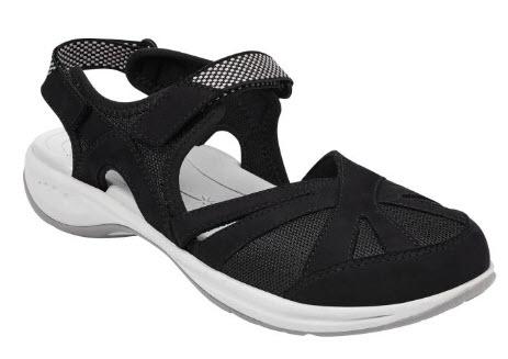 Easy Spirit Splash Nubuck Flat hiking sandals