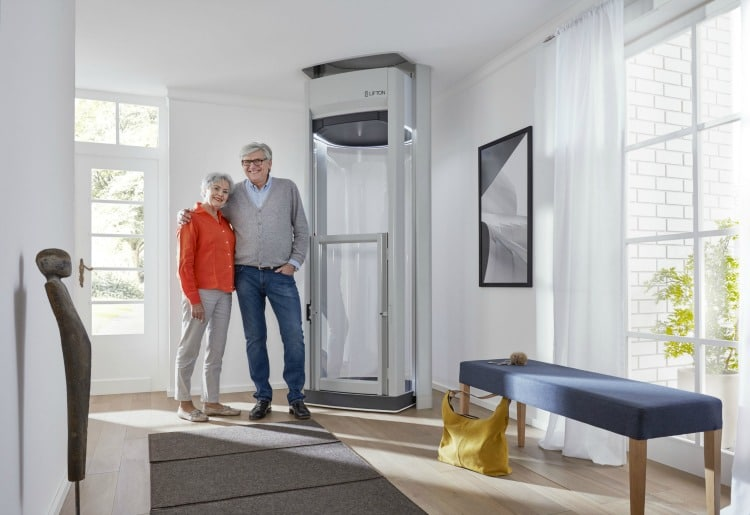 Baby Boomers | Universal Home Design | Residential elevator