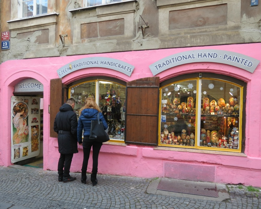 When you are on a trip why not purchase local crafts and goods as gifts? #CzechRepublic #handicrafts #gifts #buylocal