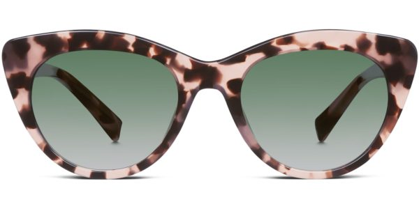 Tilley Sunglasses from Warby Parker - #sunglasses #leopard #affiliate