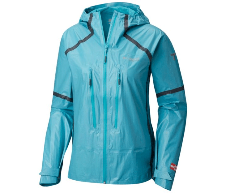 Womens Outdry Ex Featherweight Shell Jacket - Columbia #affiliate #windbreaker #rainjacket #hiking
