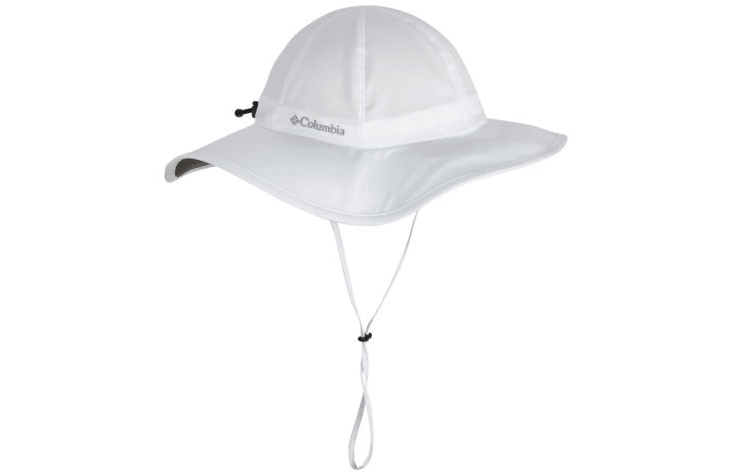 This Columbia Sun Hat is lightweight and will stay on even if it's windy #sunhat #affiliate #hat