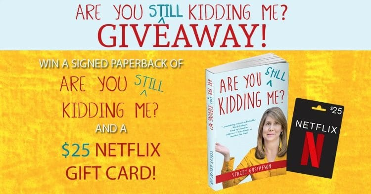 Stacey Gustafson Releases Her Newest and Very Funny Book | Giveaway