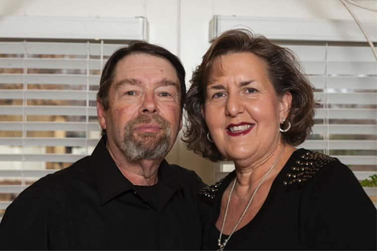 Jan Mitchell is an AFIB patient. She has a supportive husband who has helped her during her medical crisis's