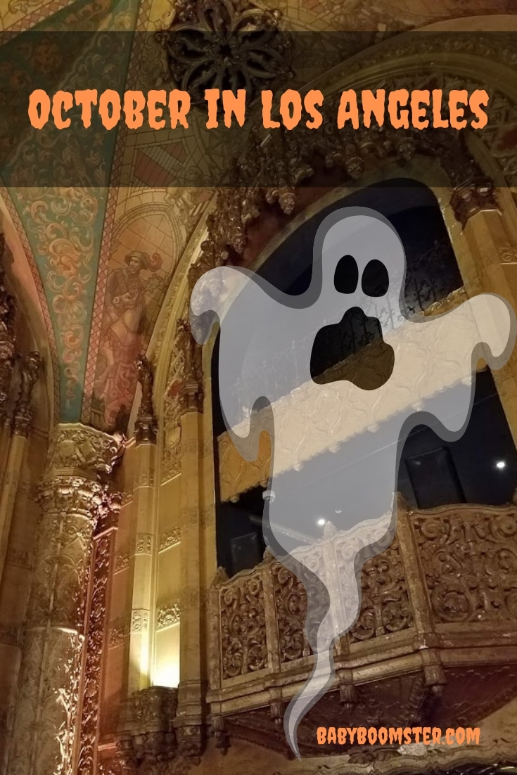 October in Los Angeles is the time when ghosts and goblins go all out all over the city. #October #Halloween #LosAngeles #travel #events #trickortreat #Halloweenparties