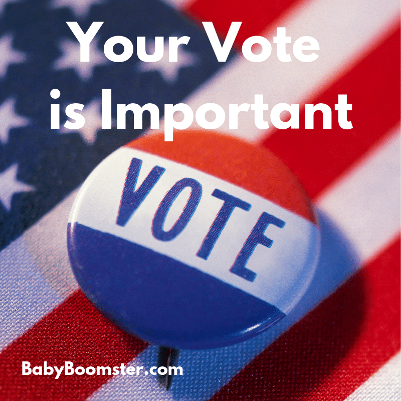 If you are a U.S. citizen your #vote is important. Please demand your right and vote with a conscience no matter what party you belong to.