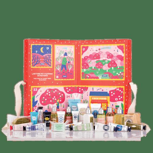 Signature Advent Calendar: L'OCCITANE's Christmas