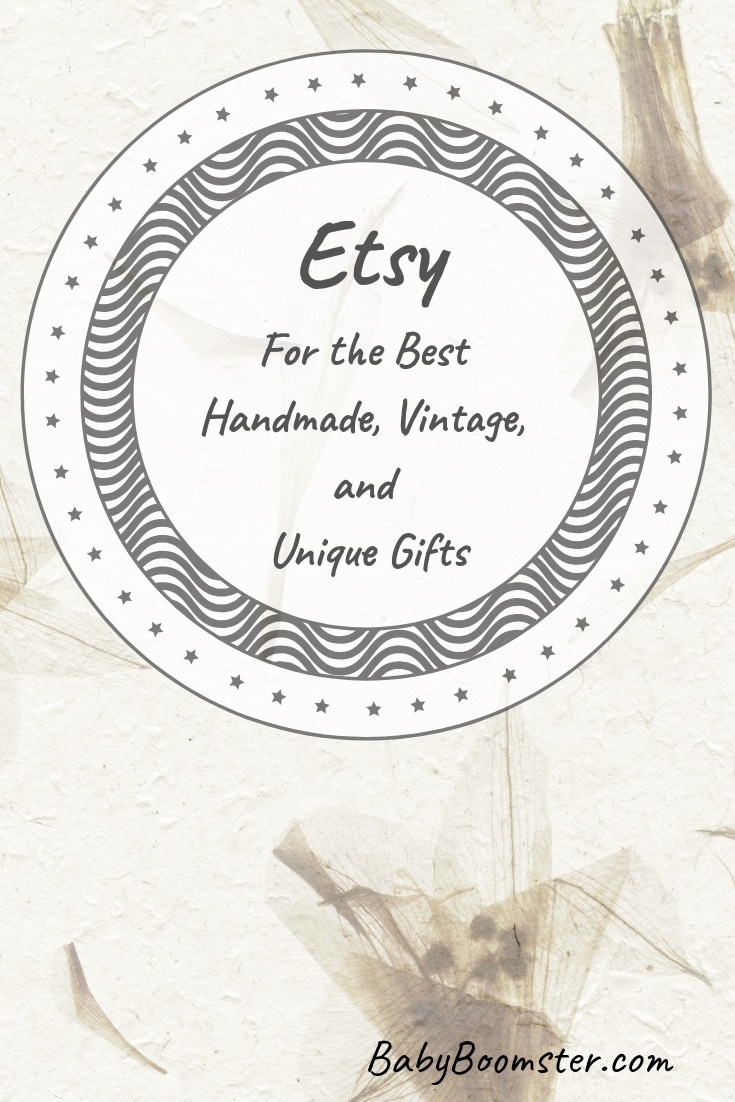 Etsy, for the best #handmade #vintage and #uniquegifts - #shopping #ad