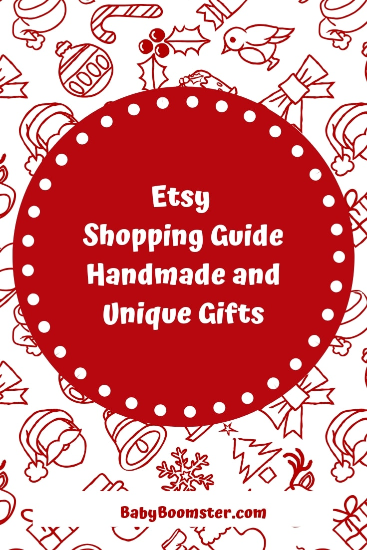 Etsy Shopping Guide for Handmade and unique gifts #shoppingguide #holidays #Etsy #affiliate #womensclothing #pets #decorations #jewelry