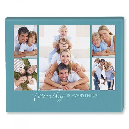 Family is Everything Photo Canvas - Personalized by Lillian Vernon #ad #gifts #photos #family