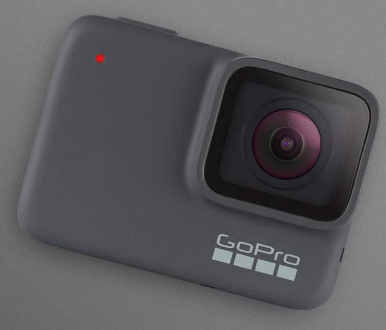 GoPro HERO 7 Silver, the perfect camera for adventures big and small. It's built tough and totally waterproof #ad #camera #videocamera #GoPro #Hero7Silver #adventurers #travelers