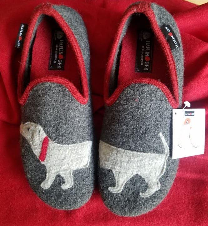 Haflinger Best Slippers