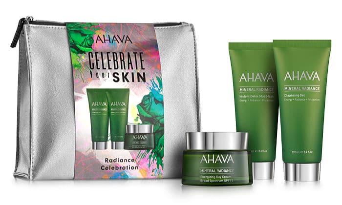 Mineral Radiance Celebration Holiday Gift Set #skincare #holidaygift #affiliate