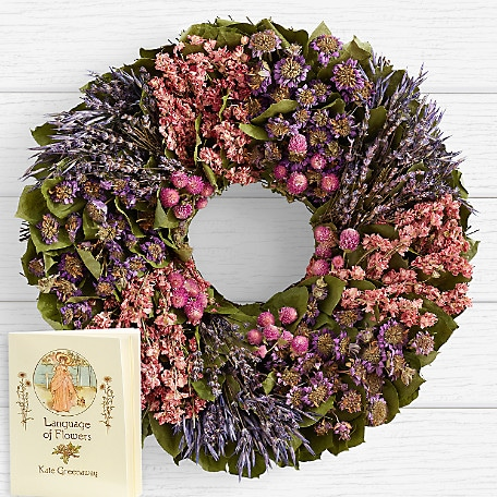 Pro Flowers Herbal Sentiments #wreath #flowers #plants #gifts #specialoccasions