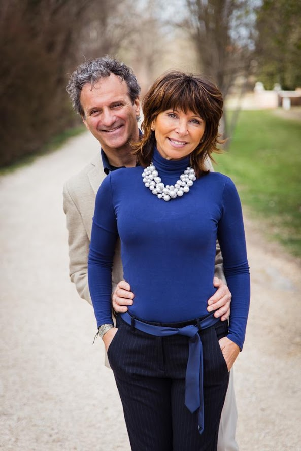 Dr Barbon and wife Maria Luisa Zaza #easydetox #wellness #detox #cleanse