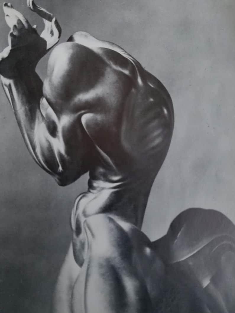 Echo - Sculpture by Stanislav Szukalski - #Szukalski #art #artist #sculptor #PolishArtist #lostartist