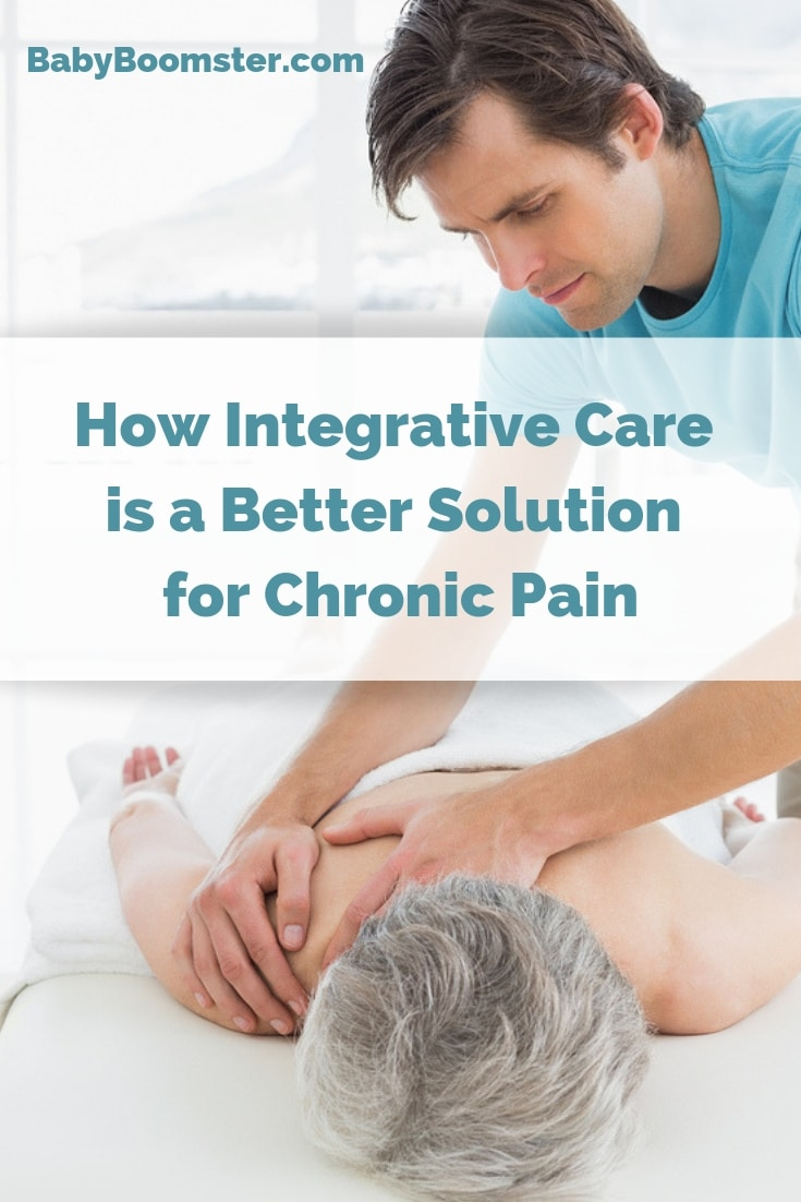 How integrative care is a better solution for chronic pain and other ailments #integrativecare #alternativemedicine #boomerhealth #babyboomers #midlife #womenover50 #naturalwellness #holistichealth