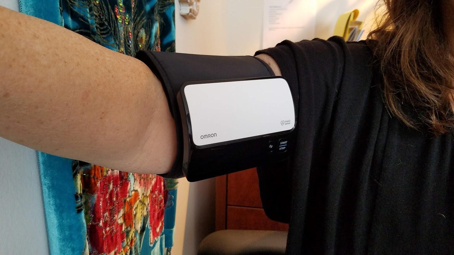 Omron Evolv Wireless Blood Pressure Monitor