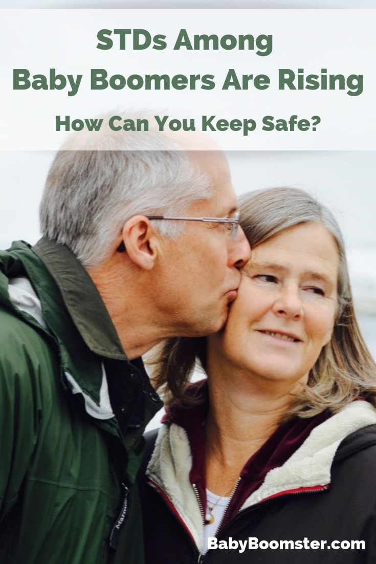 STDs Among Baby Boomers Are Rising … How Can You Keep Safe? #babyboomers #midlife #over50 #sexover50 #disease