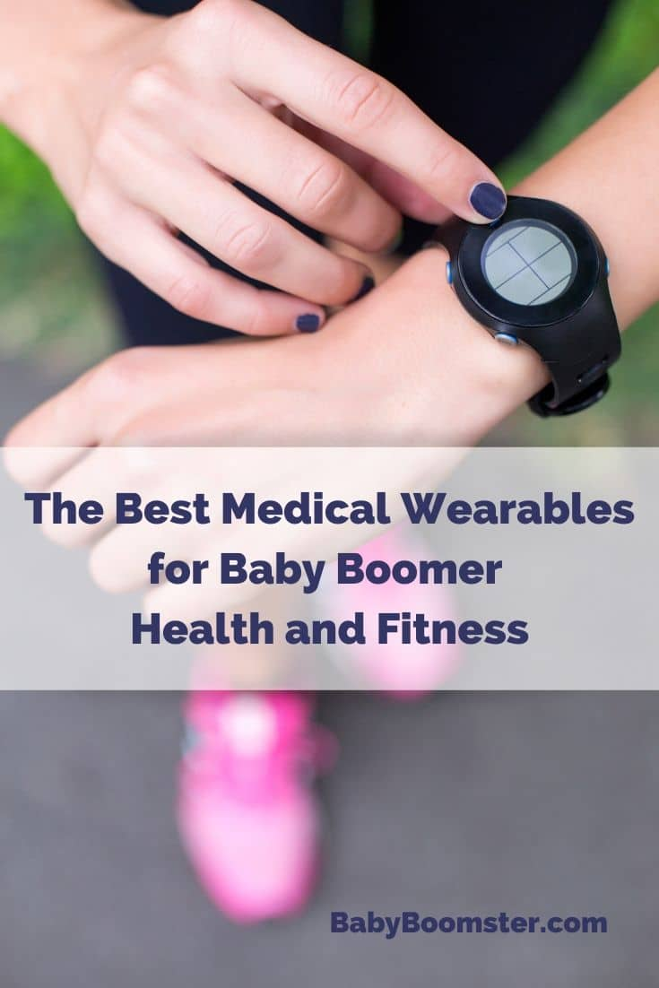 Medical Wearables Baby Boomers