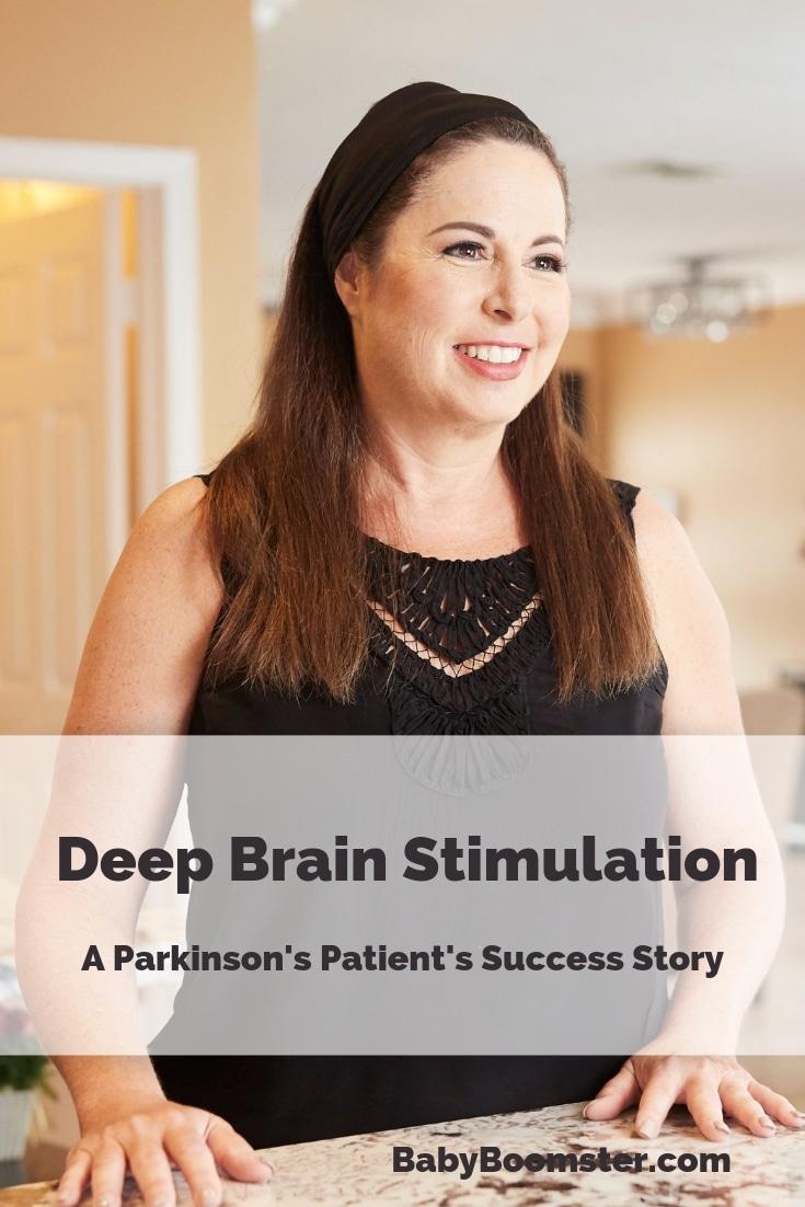 Deep brain stimulation surgery - DBS - A Parkinson's patient's success story #Parkinsons #healthcare #surgery #brainsurgery #treatments
