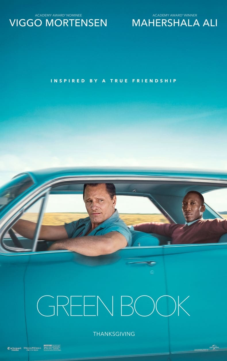 Best Picture winner at the 2019 Academy Awards was Green Book #Oscars #BestPicture #movies #bestfilm