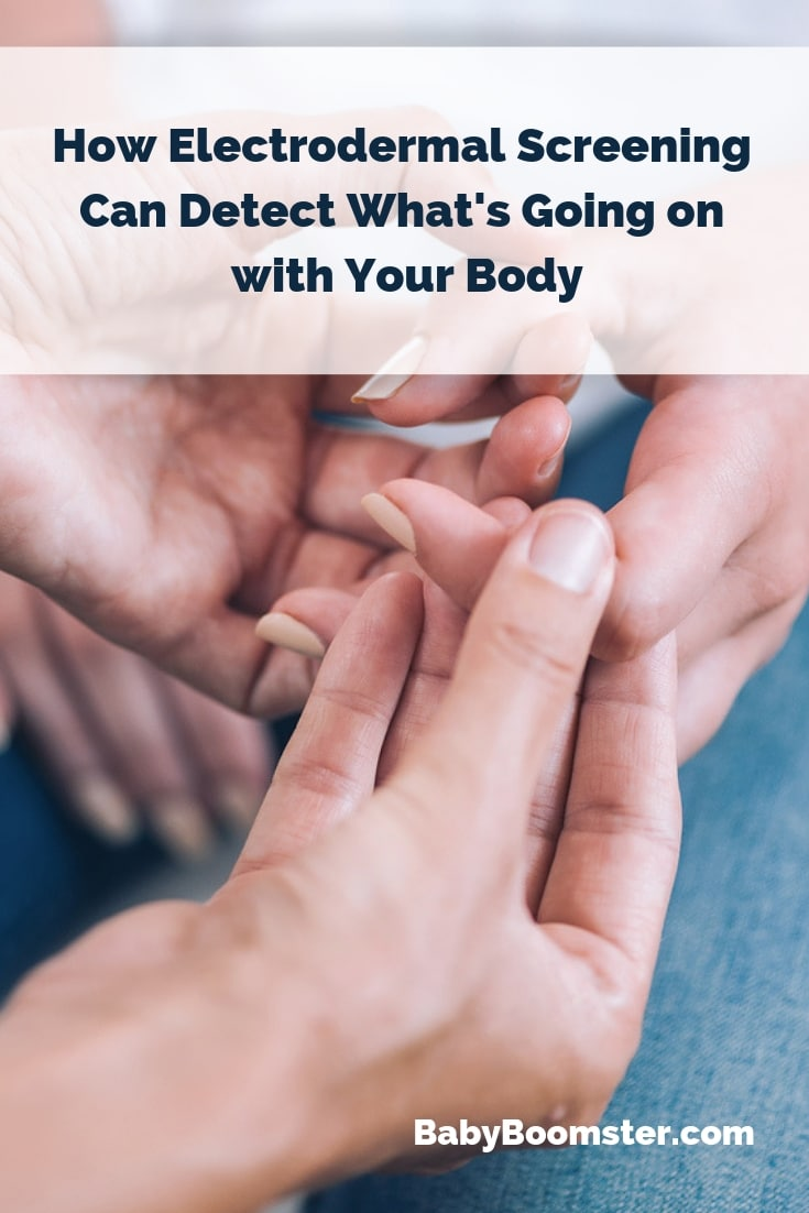 How Electrodermal Screening Can Detect What's Going on with Your Body #muscletesting #holistichealth #alternativehealth #allergytesting #doctor #BeverlyHills