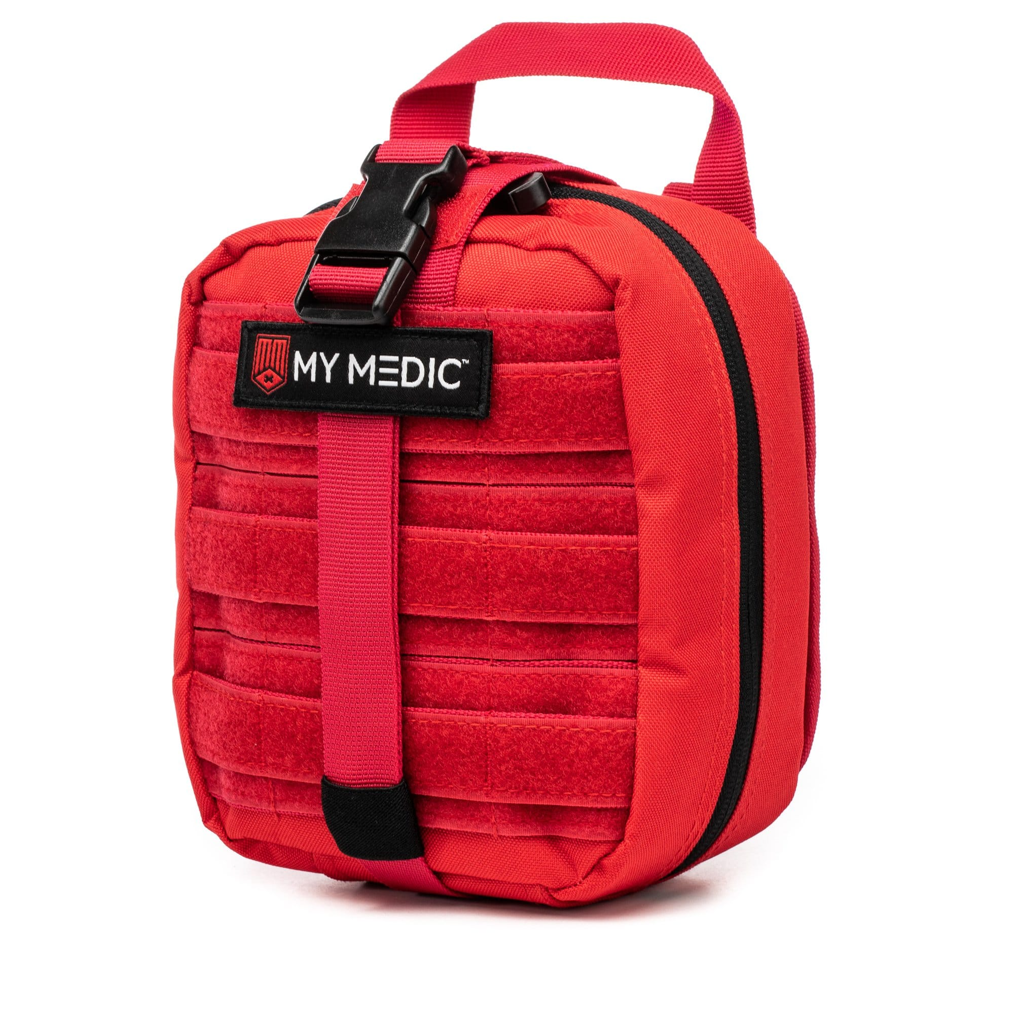 MyMedic.com - MyFak First Aid Kit will even attach to the seat of your car. #firstaid #firstaidkit #affiliate #ad