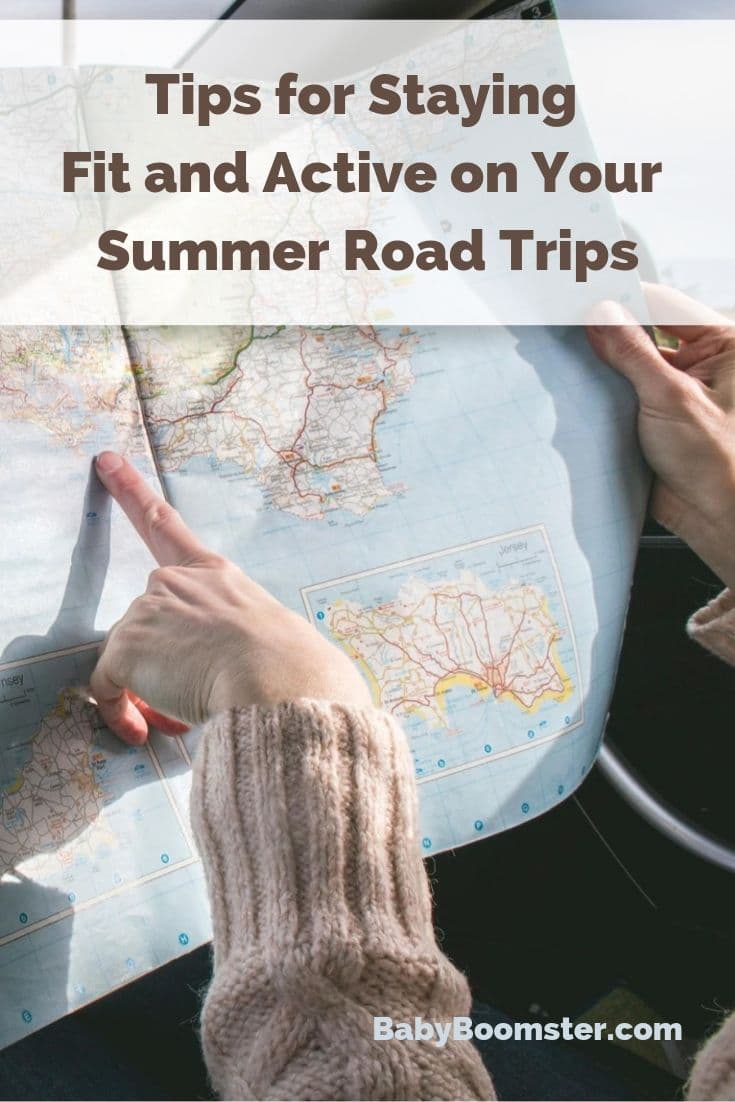 Taking a summer road trip