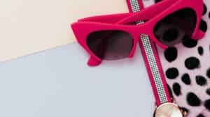 fashion accessories - sunglasses, watch