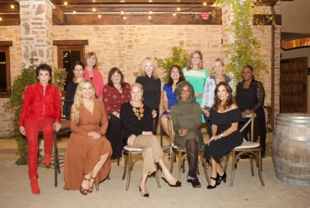 Amgen Osteoporosis Summit Bloggers/influencers #over50
