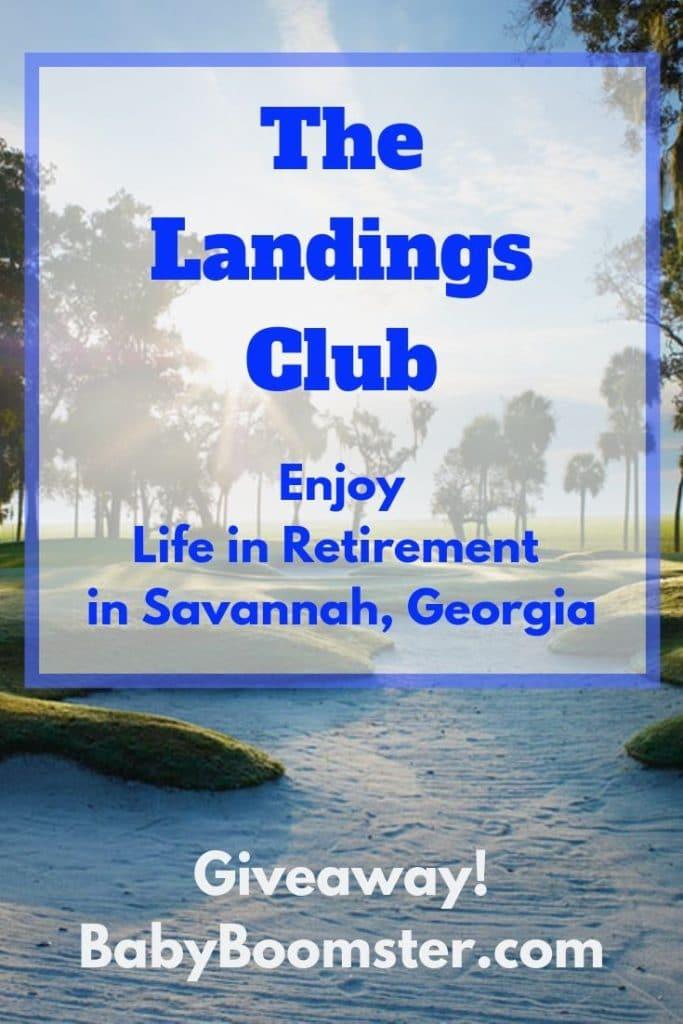 The Landings Club - Enjoy Life in Retirement in Savannah, Georgia