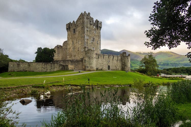 Ancestral travel Ireland