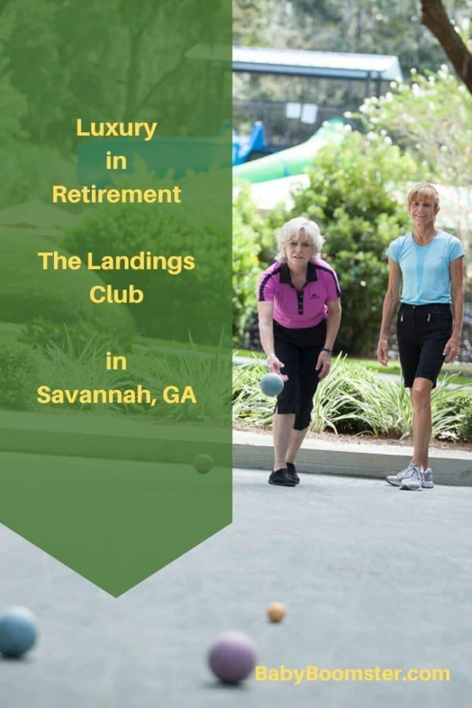 The Landings Club Savannah