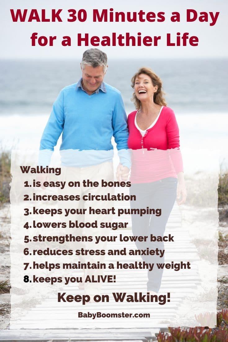 Walking Daily