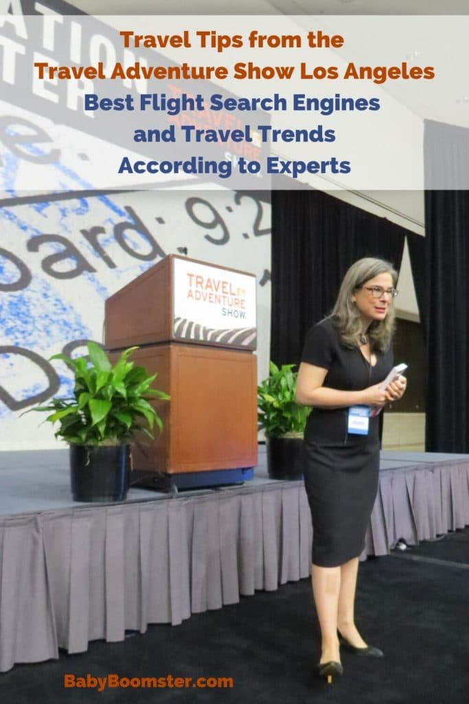 Pauline Frommer - Best Flight Search Engines and Travel Trends