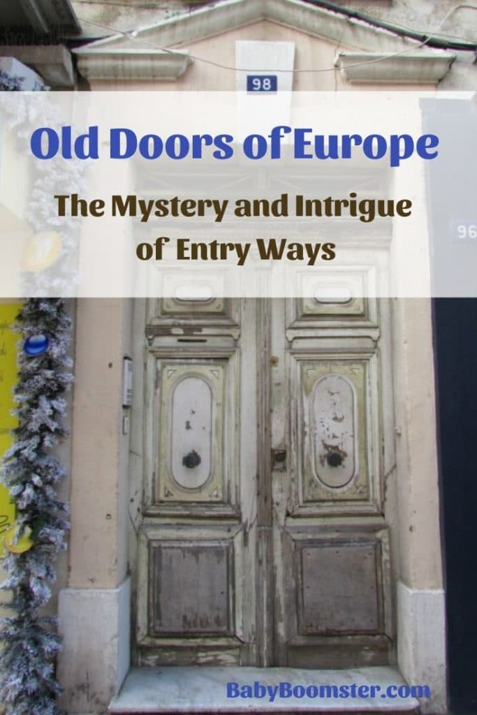 Old Doors of Europe