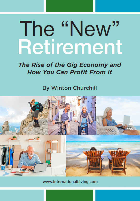 "The ""New"" Retirement Book"