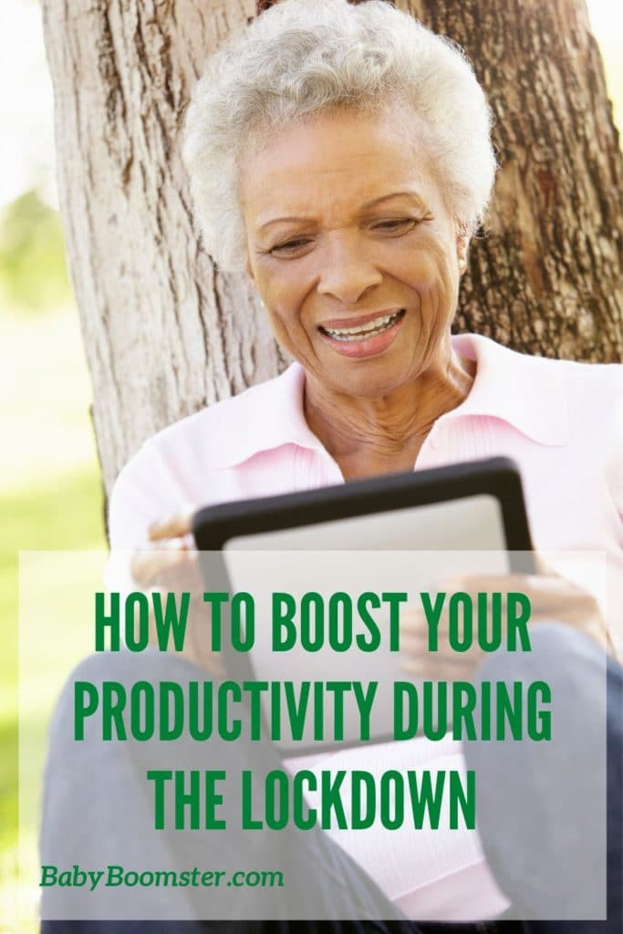 Boost your productivity during the lockdown
