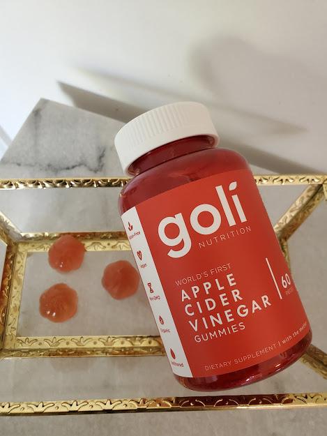 Goli Nutrition Apple Cider Vinegar